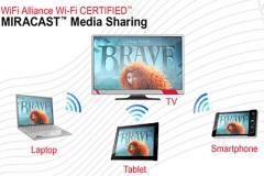 Miracast_WiF