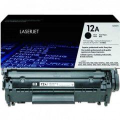 فروش HP 12A BLACK طرح
