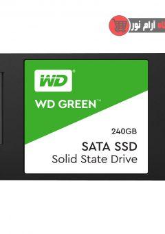 هارد SSD وسترن دیجیتال مدل GREEN WDS240G1G0A ظرفیت 240 گیگابایت
