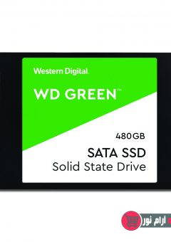 هارد SSD وسترن دیجیتال مدل GREEN WDS480G1G0A ظرفیت 480 گیگابایت