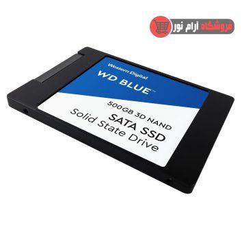 هارد SSD وسترن دیجیتال مدل Blue WDS500G2B0A ظرفیت 500 گیگابایت