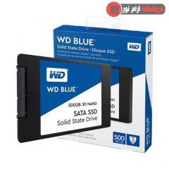 هارد ssd blue 500 وسترن