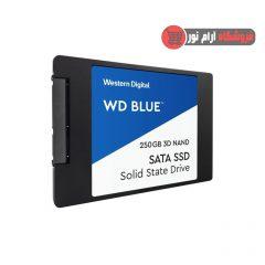 قابلیت اطمینان پیشرفته با هارد ssd blue 250 WD