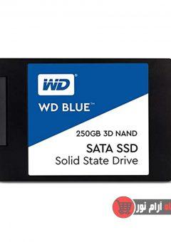 هارد SSD وسترن دیجیتال مدل Blue WDS250G2B0A ظرفیت 250 گیگابایت