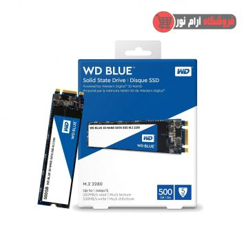 هارد M2 SSDوسترن دیجیتال مدل BLUE WDS250G1B0B ظرفیت 500 گیگابایت