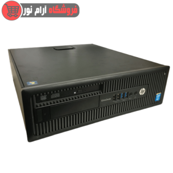 مینی کیس استوک ( CPU i5 gen4 - HDD 500 - SSD 256 - RAM16 )