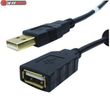 کابل افزایش طول USB 2.0 (1.5متر)