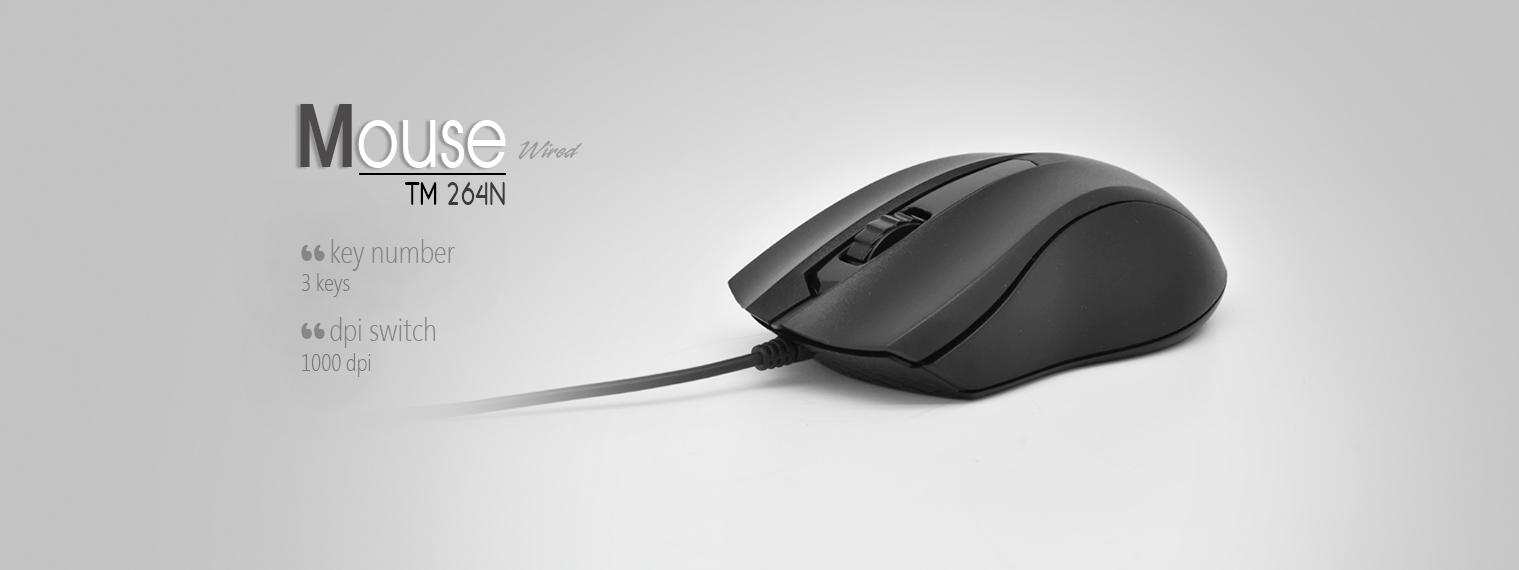 فروش ماوس تسکو مدل TM 264N