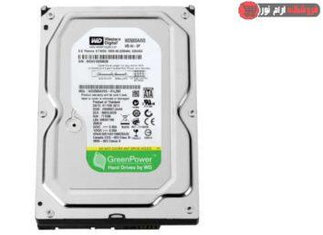 هارد دیسک اینترنال وسترن ظرفیت 320 گیگابایت(ریفر)