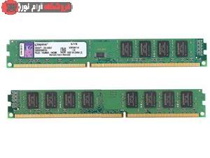رم کامپیوتر DDR3-گیگ 2-1333MHzمدل KVR1333D3N9/2G