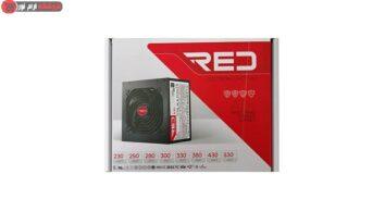 منبع تغذیه کامپیوتر 230 وات RED